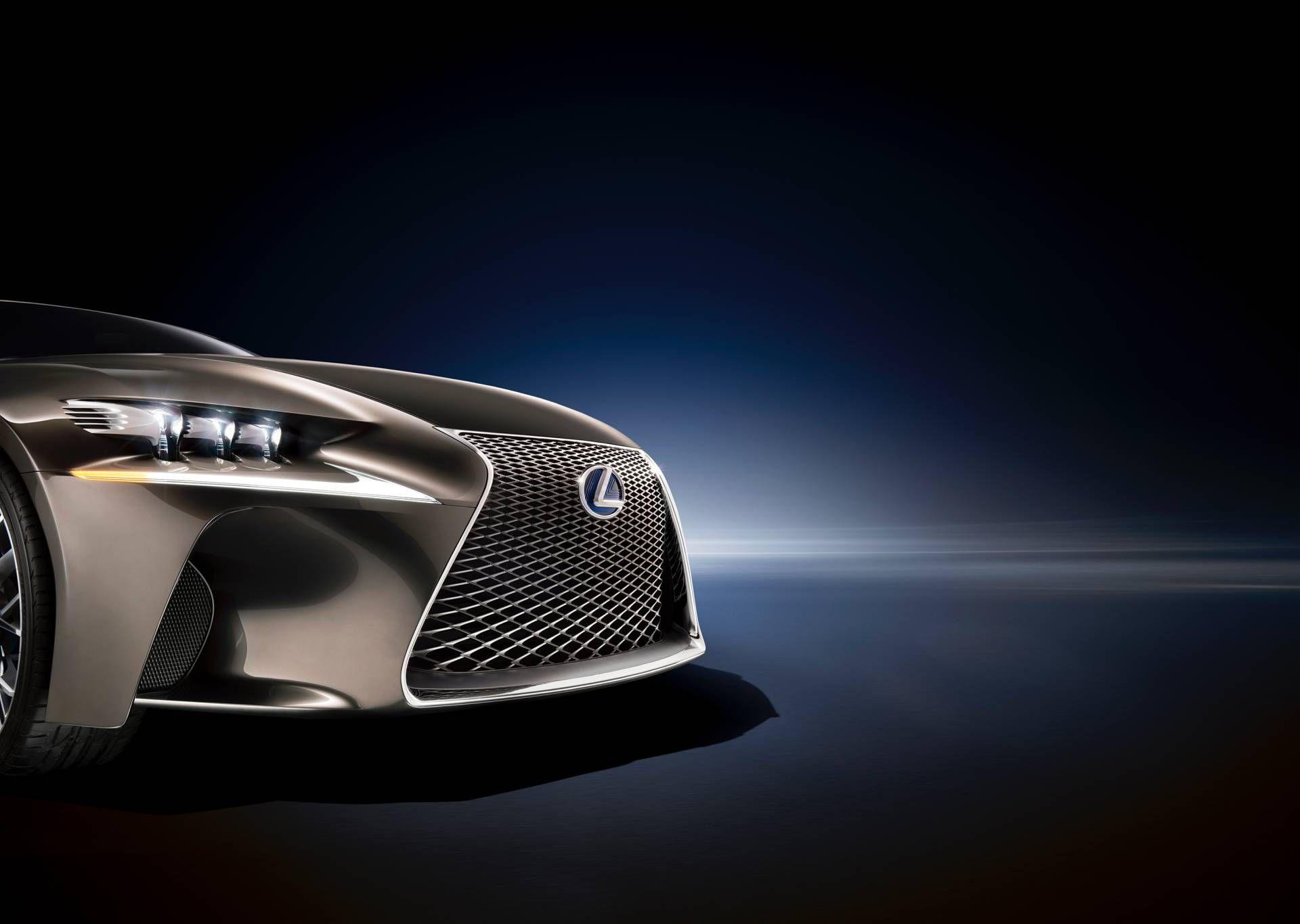 2013 Lexus LFCC Concept Images New lexus