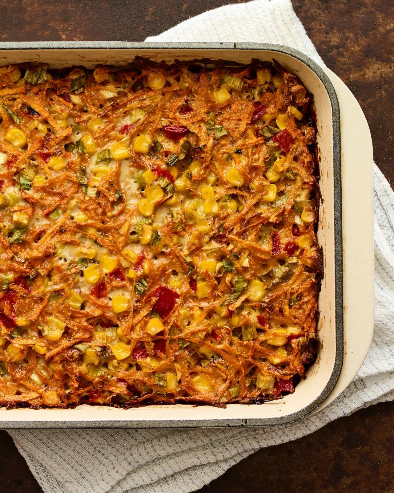 Sweet potato kugel with a tex mex flavoring is mexican jewish food sweet potato kugel with a tex mex flavoring is mexican jewish food fusion at its finest potato kugeljewish recipeseasy forumfinder Choice Image