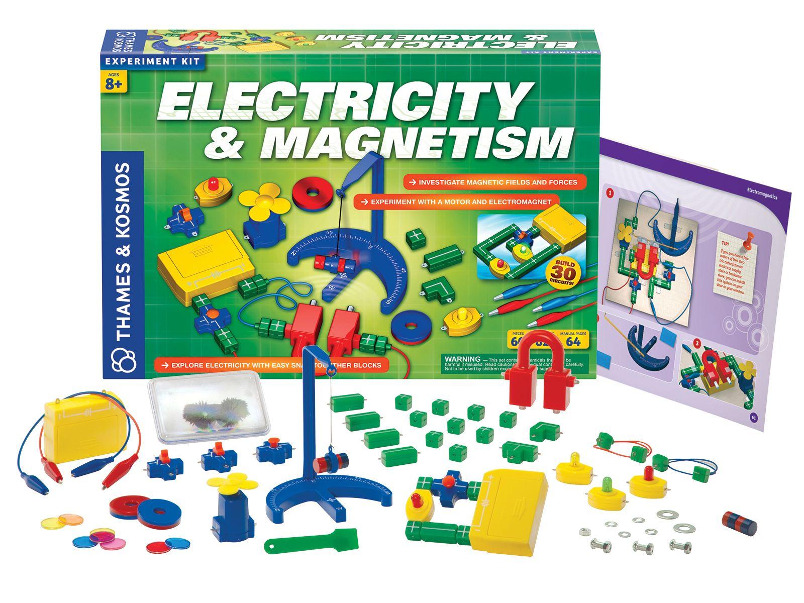 Electricity Amp Magnetism Kit