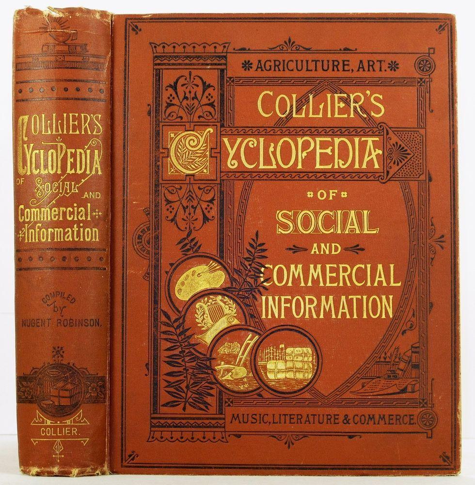 1883 ANTIQUE HOUSEHOLD GUIDE COOKBOOK ETIQUETTE SOCIAL FORMS LETTER WRITING FARM