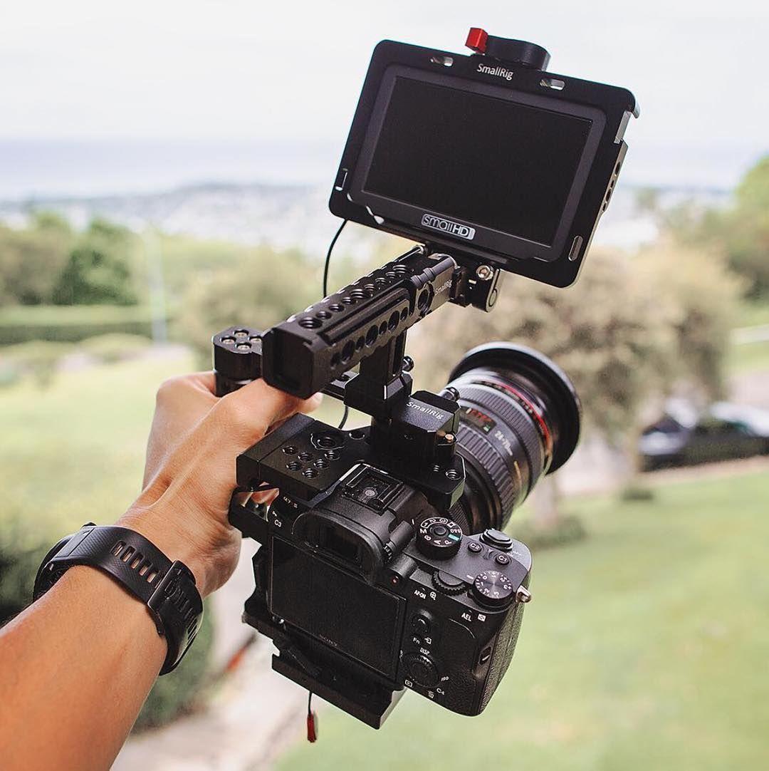 Camera Cage Kit For Sony A7riii A7iii 2103 Sony Photography Digital Movie Camera Camera Rig