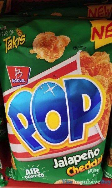 Barcel Pop Jalapeno Cheddar Popcorn Microwave Oven