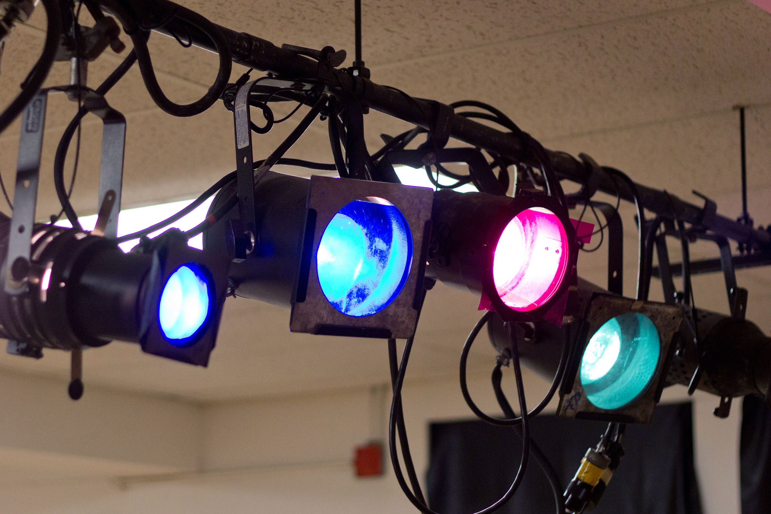 Do It Yourself Stage Lighting