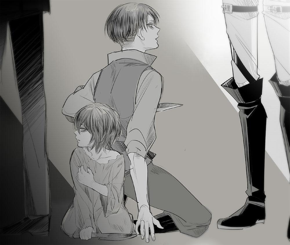 Rivaille (リヴァイ兵長) | Shingeki no Kyojin