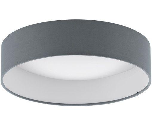 Plafoniere Da Soffitto A Led : Lampada da soffitto a led paloma antracite casa lampade