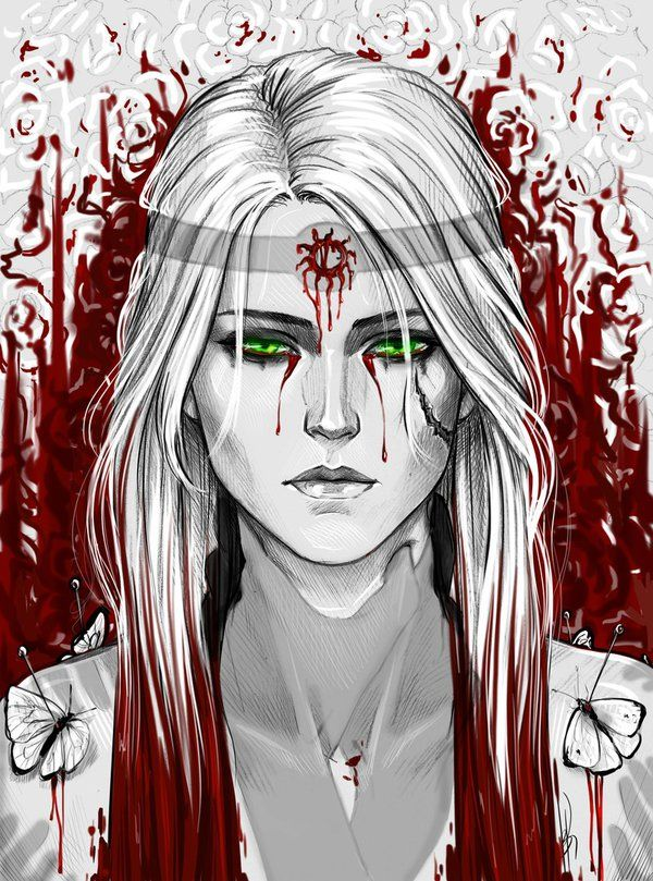Pin Uzivatele Drev Laky Na Nastence Witcher The Witcher Art A