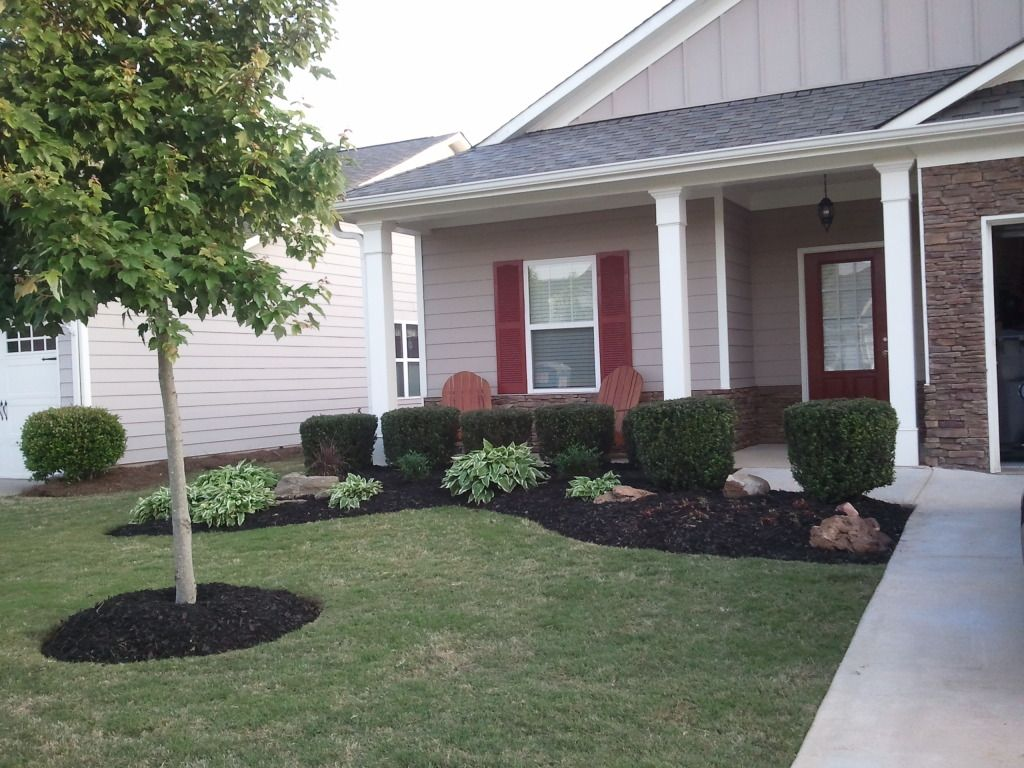 Flower Bed Design Front Of House Part - 28: Flower Bed Ideas For Full Sun Pictures
