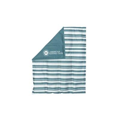 Akc Xxl Stripe Cooling Mat Dog Sofa Bed Animal Pillows Dog Bed