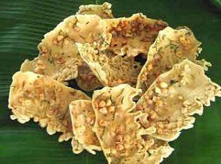 Resep Peyek Kacang Renyah Resep Menu Masakan Resep Masakan Resep Masakan