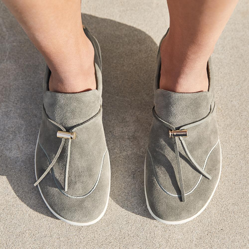 Minimal shoes, Slip
