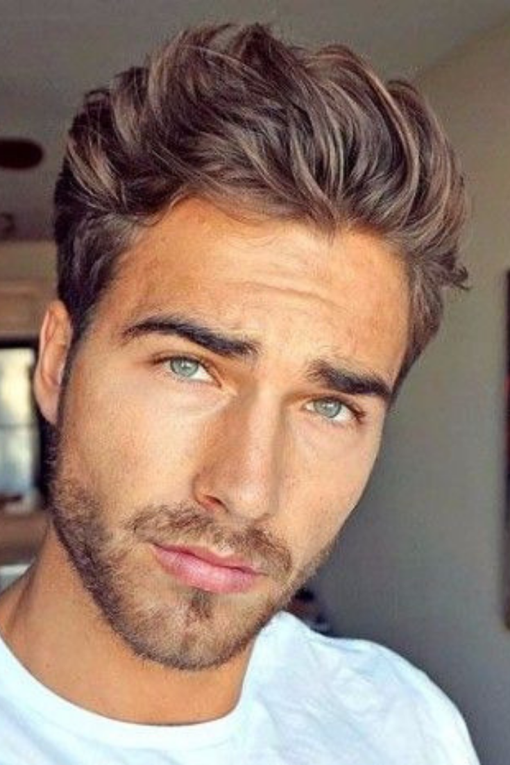 35 Of The Best Haircuts For Men With Thick Hair Hairstyle On Point Mens Hairstyles Thick Hair Thick Hair Styles Haircuts For Men