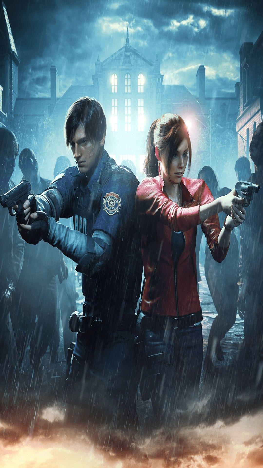 Fondos De Pantallas Resident Evil Para Android Ios Gratis Link
