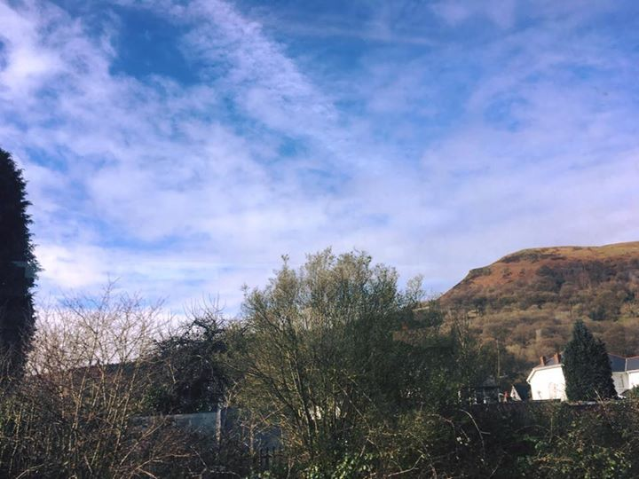 Good morning from the Welsh Valleys what a lovely spring day  - http://ift.tt/1HQJd81