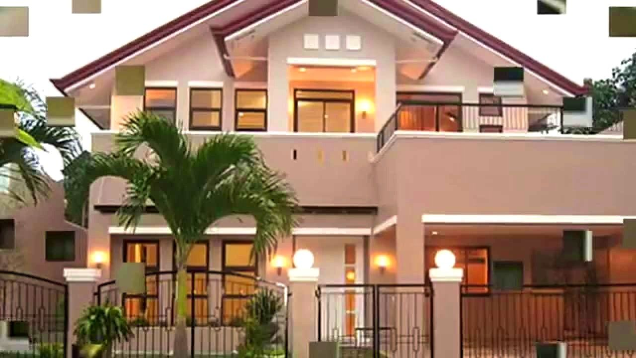 Modern house paint colors exterior philippines ryan 39 s - Modern house color schemes exterior ...