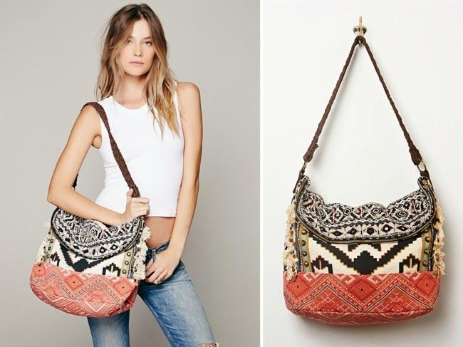 Krisztina Williams: The Daily Find: Free People Indian Summer Hobo ...