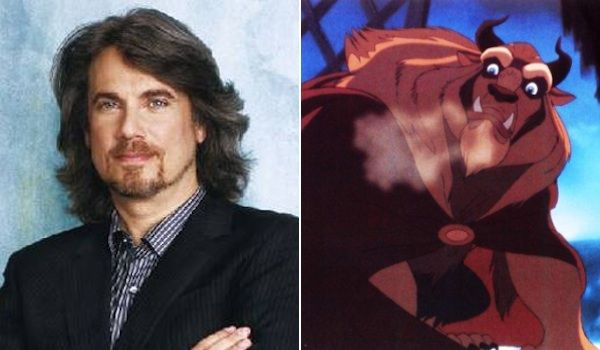 Voice Actors Who Look Like Their Characters Disney Beauty And The Beast Animation Film Voice Actor