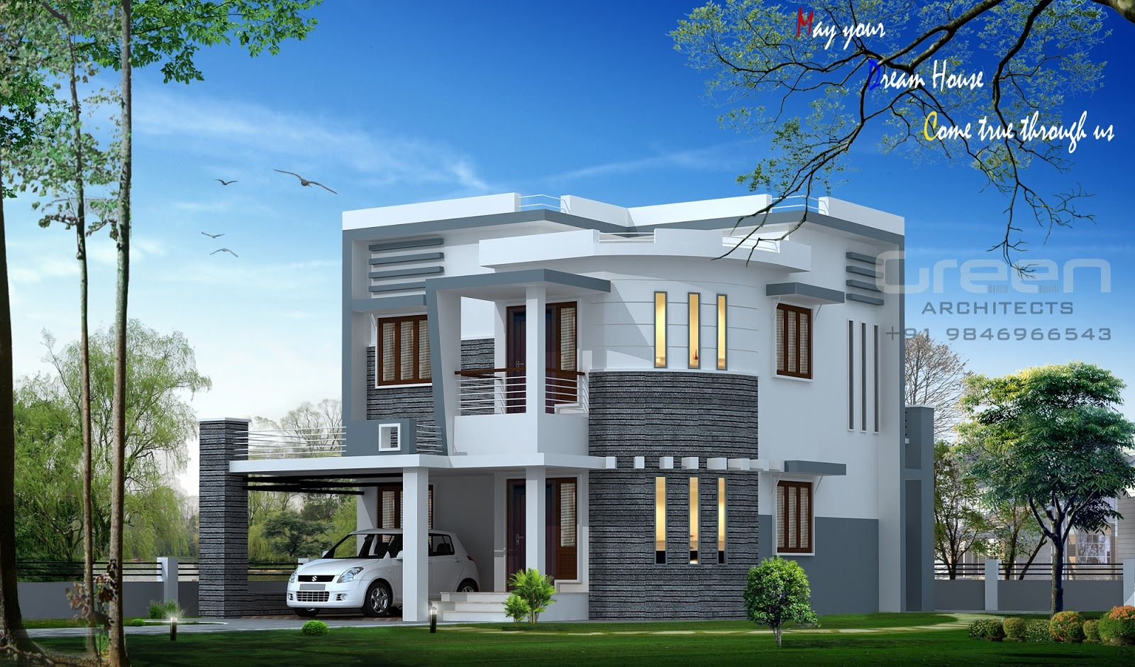 Image result for beautiful kerala houses our home plan for Beautiful houses in kerala