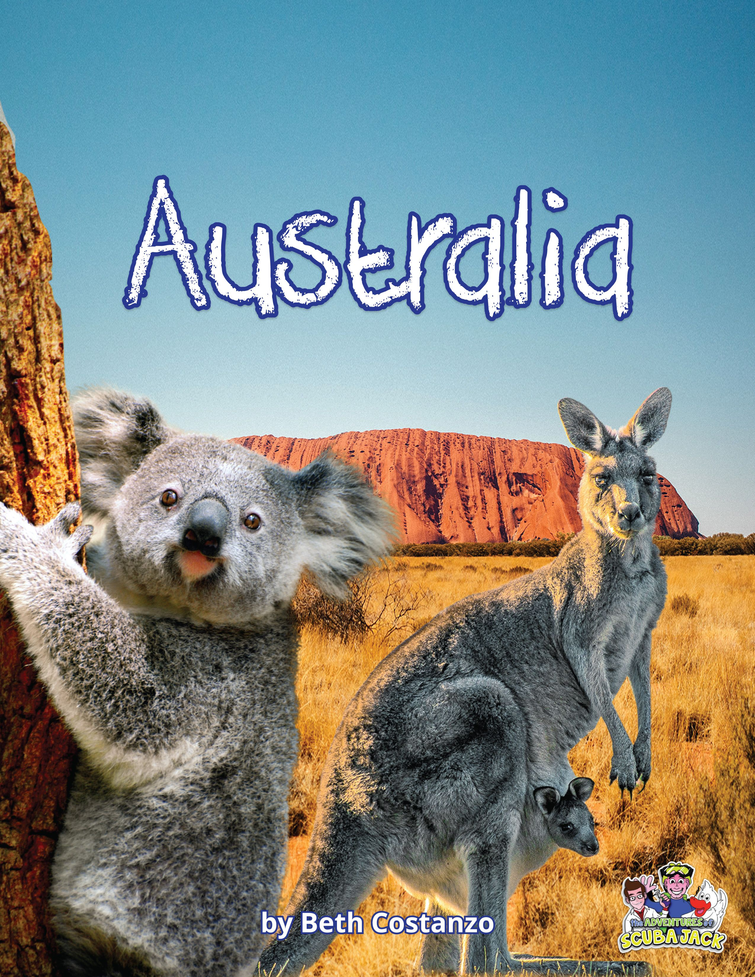 Australian Educational Activities And Craft For Kids
