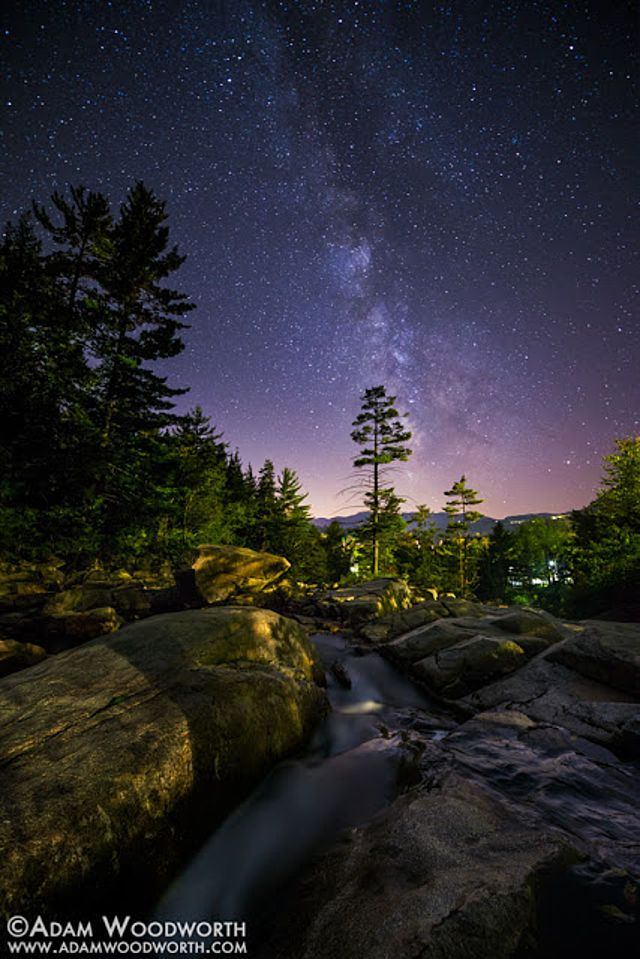 An Introduction To Photographing The Milky Way Astrophotography Landscape Night Photography