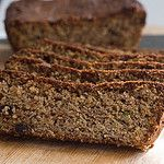 Low Carb Zucchini Bread - 3 Net Carbs/Slice by Raane