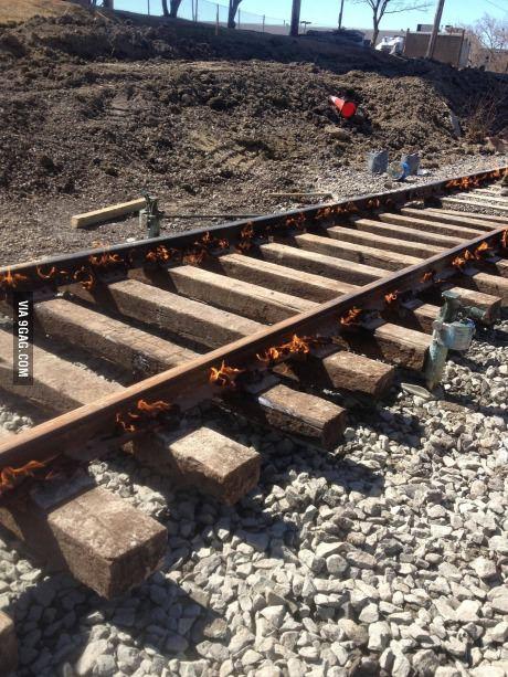 The train hit 88 mph!