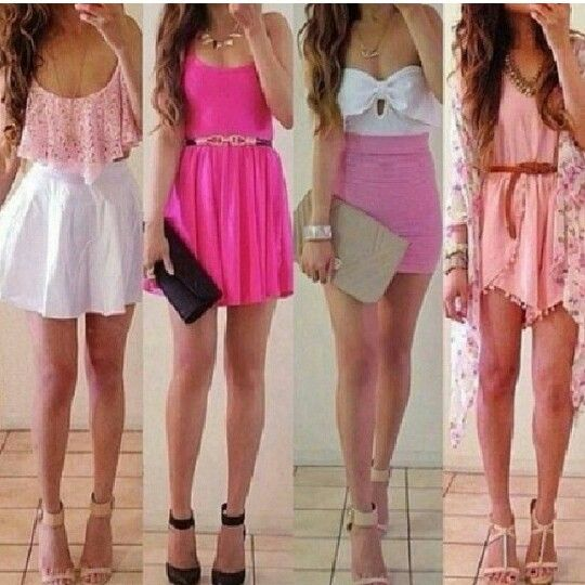 I'm in love with all these outfits ! Perfect for a night out