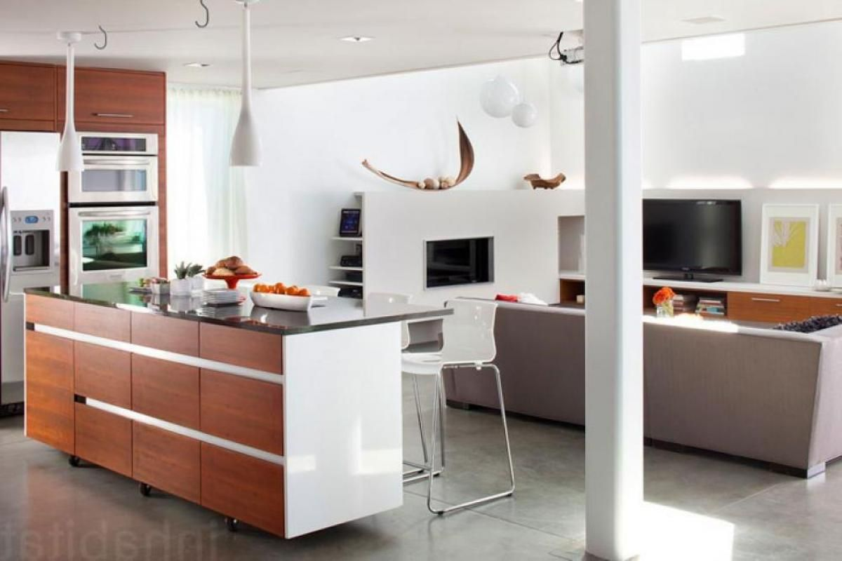 Multifunction And Eco Furniture In Minimalist House The Concept of ...