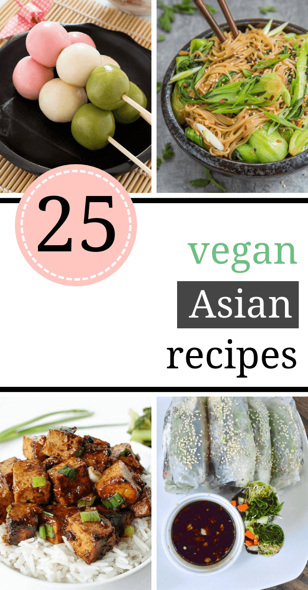 25 Vegan Asian Recipes That Will Make You Feel Like You Are in Asia images
