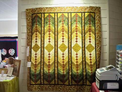 Quilts and Tea, quilt event in Davenport, Florida