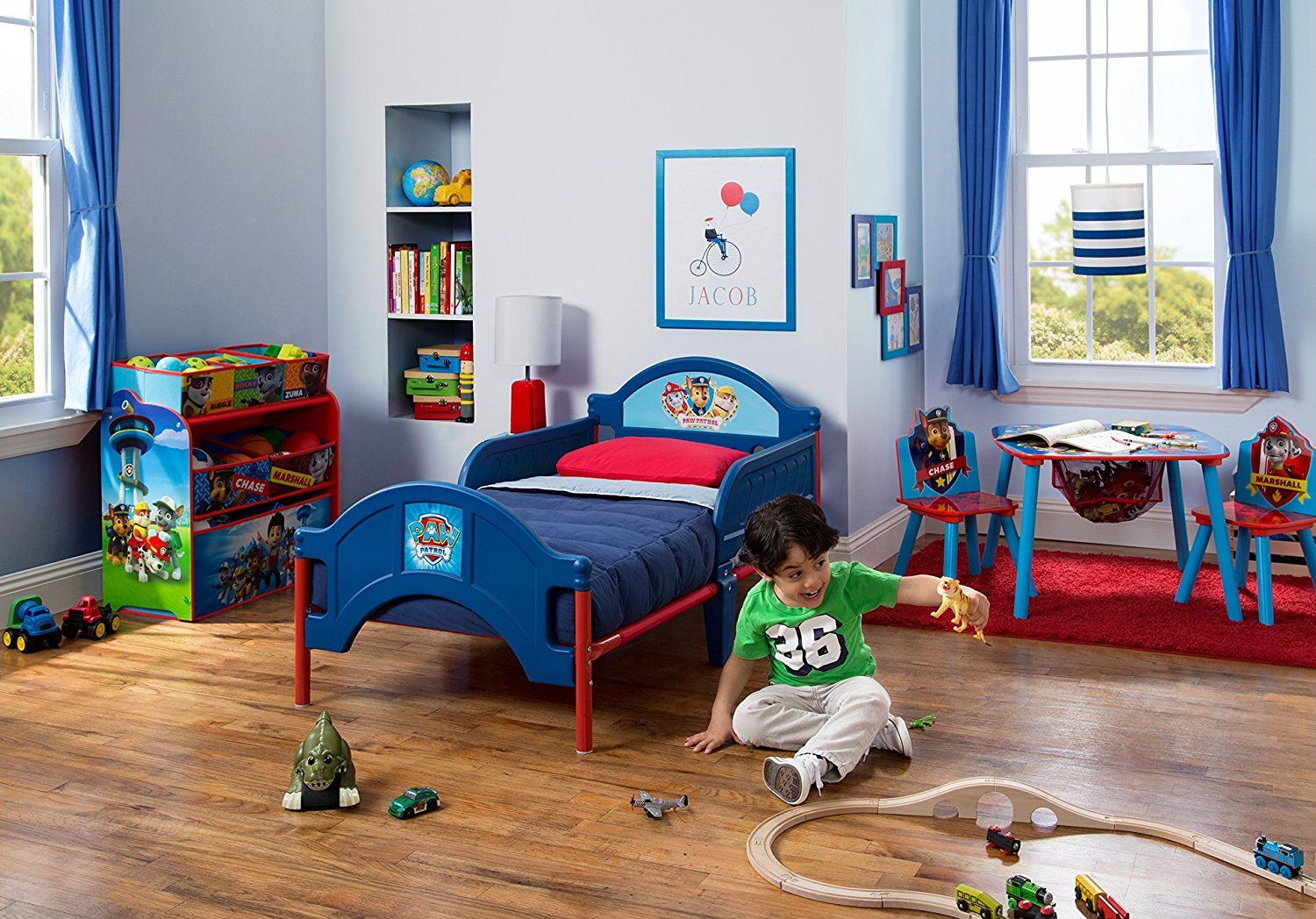 2019 Paw Patrol Toddler Bed Set Organization Ideas For Small Bedrooms Check More At Http Davidhyounglaw Com Toddler Furniture Toddler Bed Toddler Bed Duvet