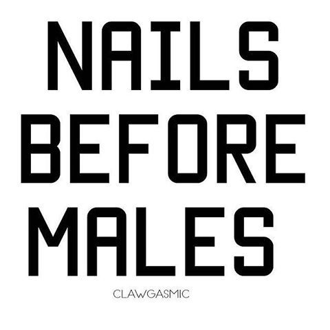 funny nail technician quotes