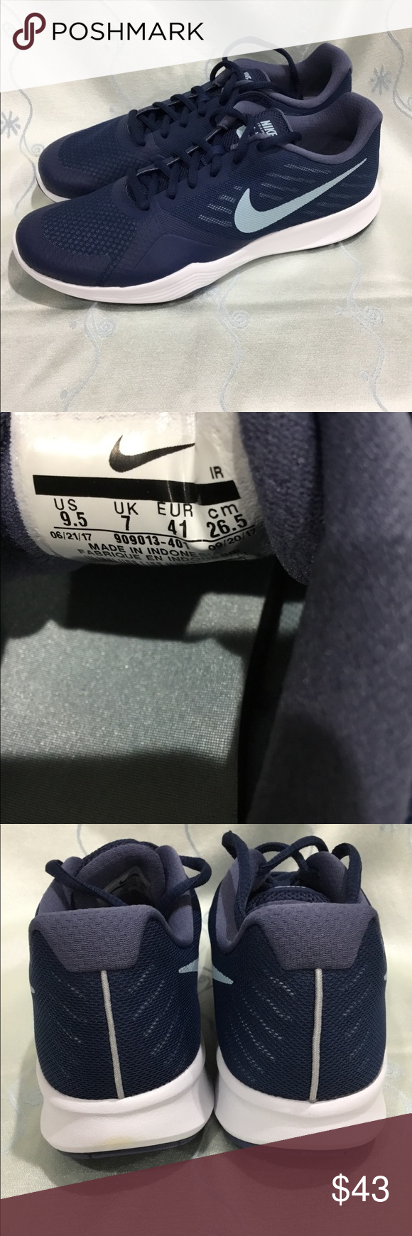 Nike Women s City Trainer training shoes Brand new without box Nike Women s  City Trainer training shoes. Padded collar 406f3b603