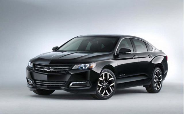 2018 Chevy Impala Review Specs And Price Car Announcements 2019