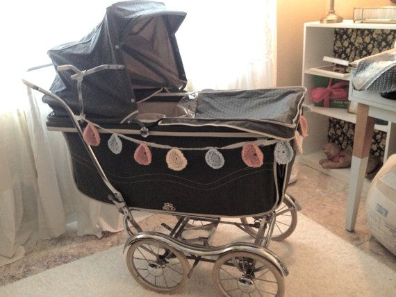 vintage baby carriage vintage baby stroller 1950s royal baby
