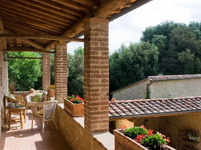 Siena Villa Stella , sleeps 14 pax with swimming pool and