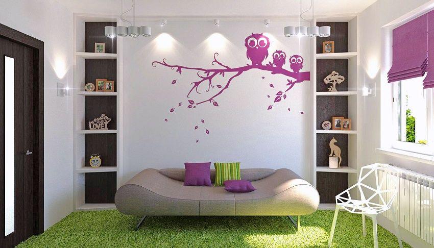 Decoraci n de dormitorios juveniles para chicas - Ideas decoracion habitacion juvenil ...