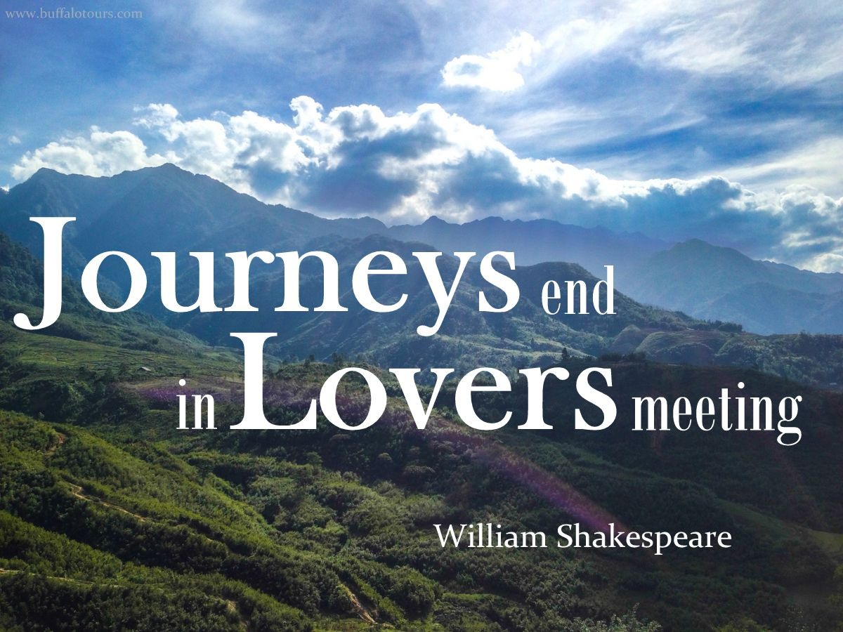 Shakespeare Quotes About Life A Brillian Shakespeare Quote Travel Quotes  Pinterest