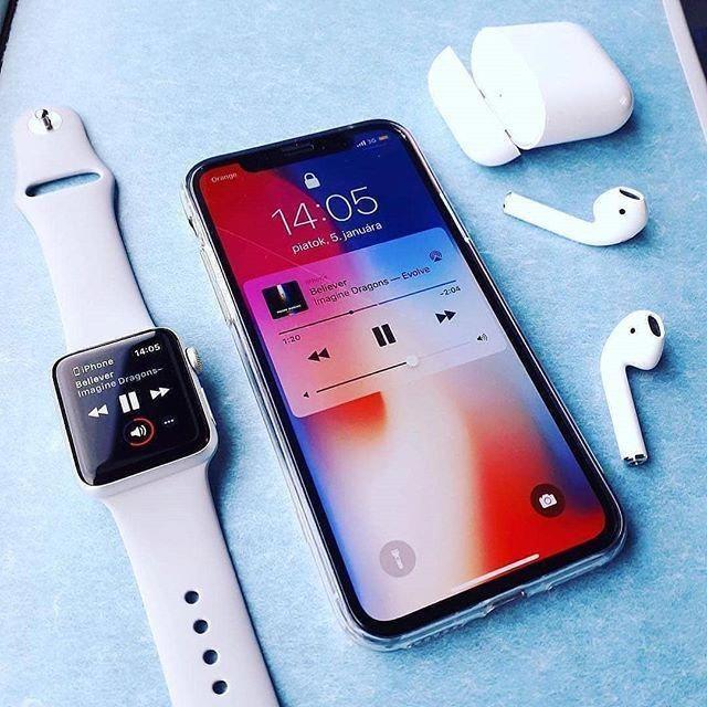 Straight Talk Prepaid Apple iPhone 8 Plus 64G, Silver (Airtime