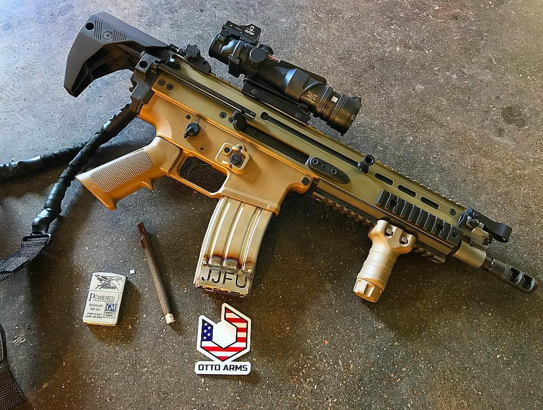 """buttpee: """" Hey @ottoarms Thanks for the Badass PDW stock for"""