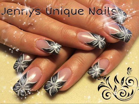 pinjeanette antom on jeanette  elegant nails french