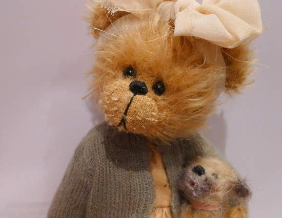 Susan and Snooks by Shaz Bears