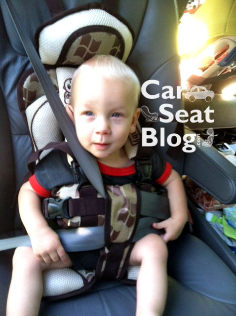 YIREN Trouble A Review Of An Illegal Chinese Car Seat