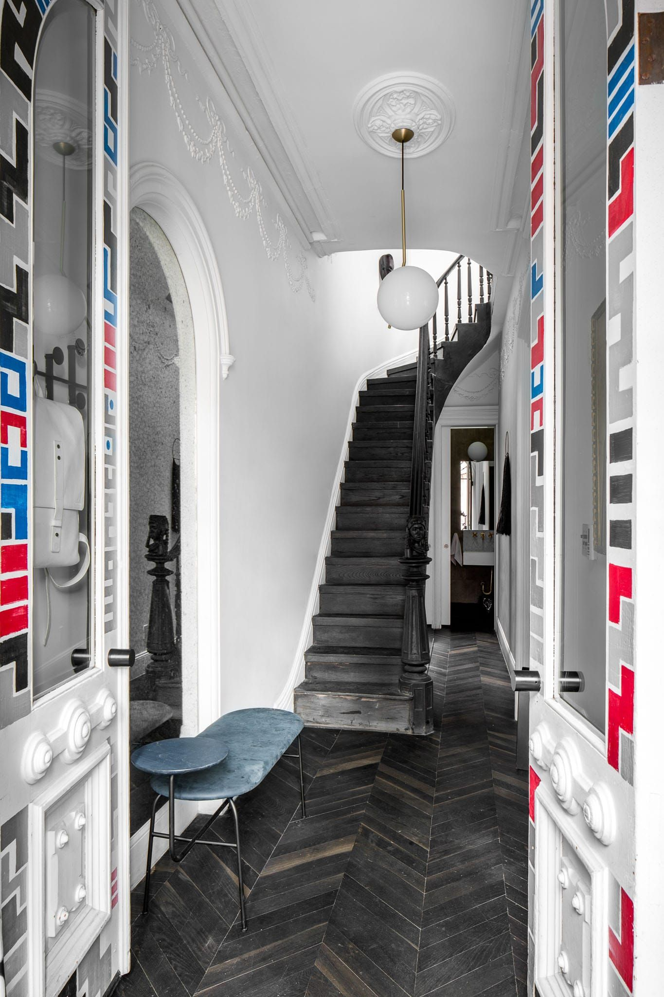 Our Designer Makes A Bold Statement In Her Stylish Art