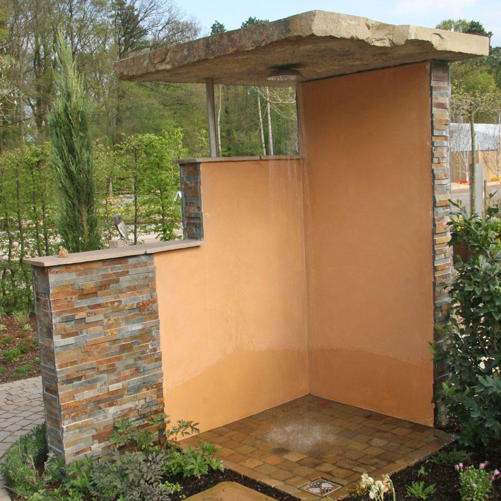 Gartendusche Planung Und Tipps Gartendusche Pool Im Garten Gartengestaltung