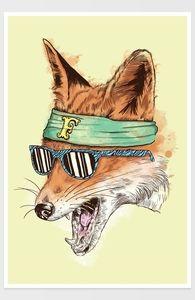 Foxy Hip Hop Hero Shot