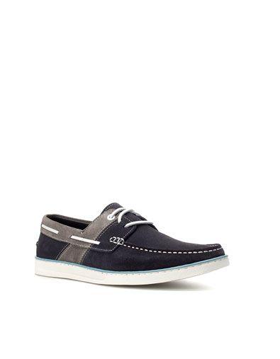 Zara Náutico Zapatos Sport Náuticos Hombre Colombia 4wx6P8qFxt