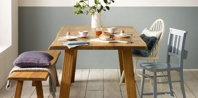 Love The Painted Wall Croft Collection At John Lewis Dining Furniture
