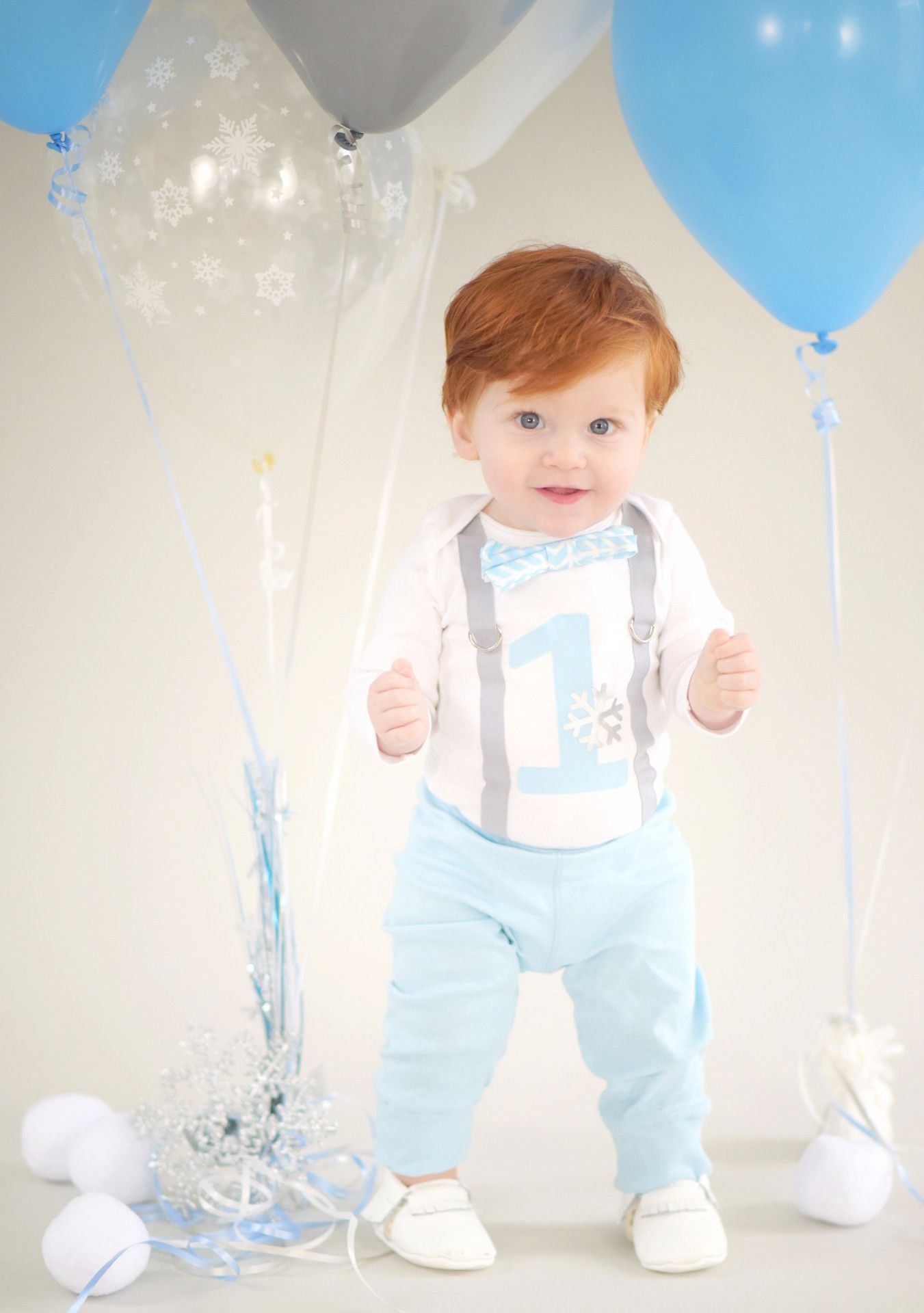 Baby Boy Cake Smash Ideas Winter Onederland Boys first