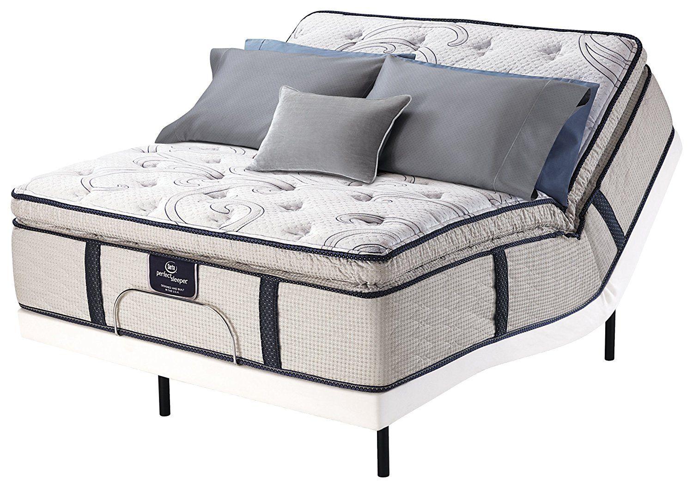 serta perfect sleeper elite eastport super pillow top mattress