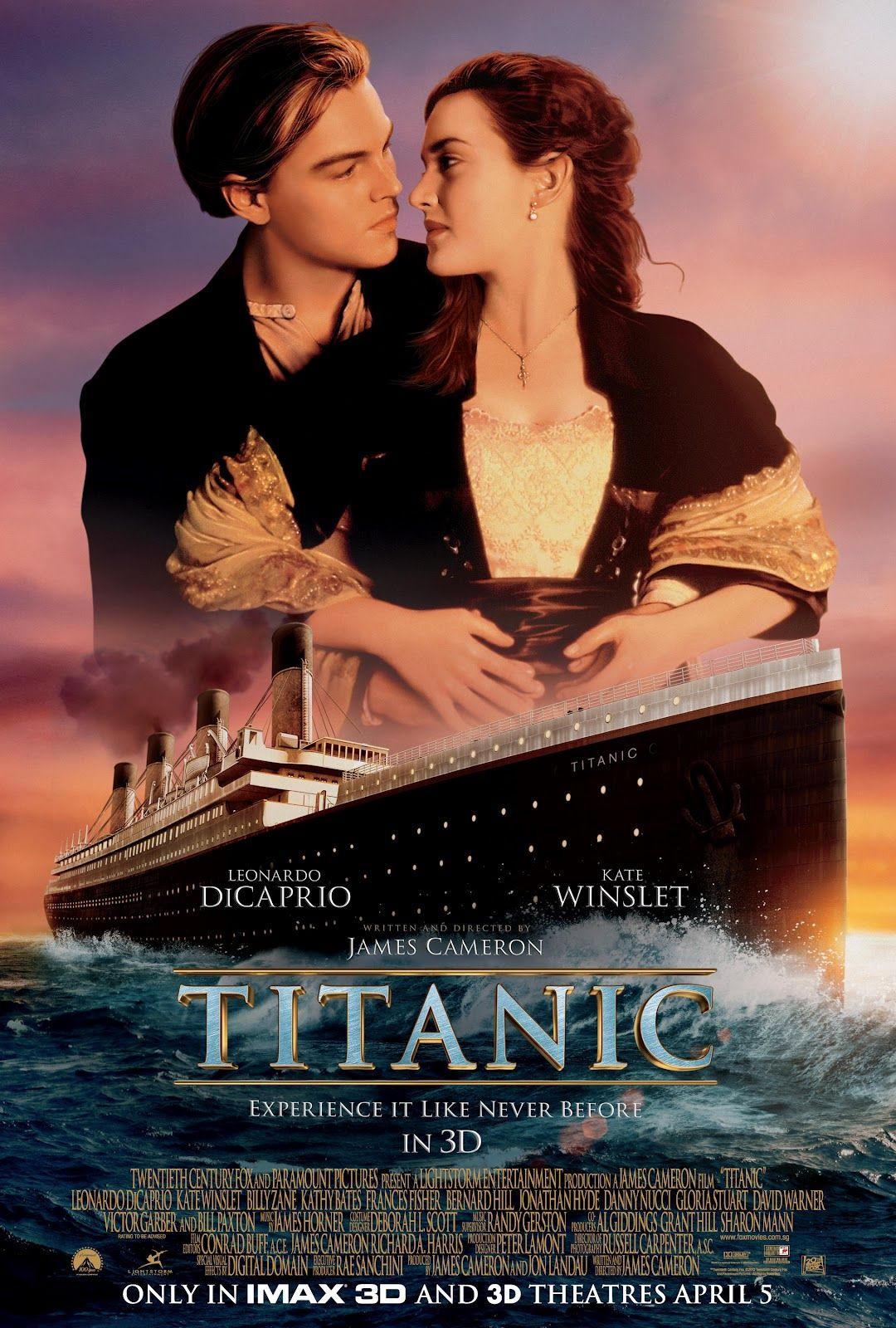Titanic | Favorite All-Time Movies | Titanic movie, Titanic